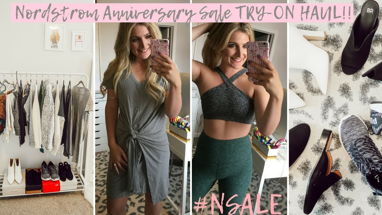 eb4b5adb256 NORDSTROM ANNIVERSARY SALE AT-HOME TRY ON | NSALE 2018