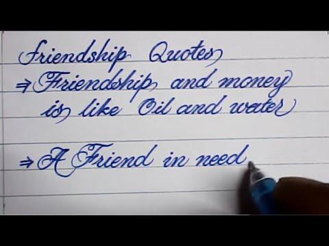 Hand writing with pen | writing like print | Mazic Writer