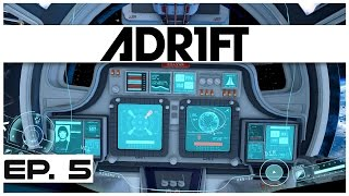 Adr1ft - Ep. 5 - Repaired Mobilus and Returning to Earth! - Ending - Let's Play Adr1ft Gameplay