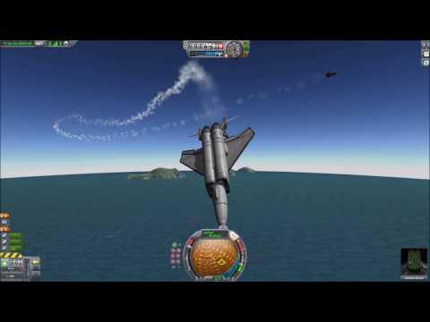 KSP 1.2.2 Stock Fire&Forget Missiles (kinda)