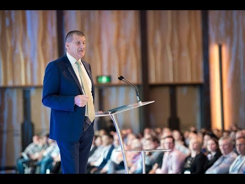 The Hon. Jeff Kennett AC - AFG National Broker Conference 2017