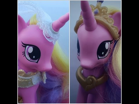 MLP This Day Aria toys version