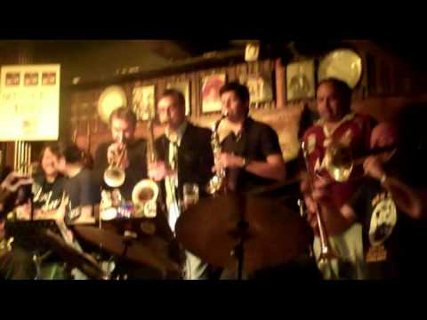 Tenor Madness - Jam Session At Ned Kelly's Last Stand, Hong Kong