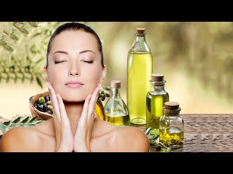 Benefits olive oil for your skin and face