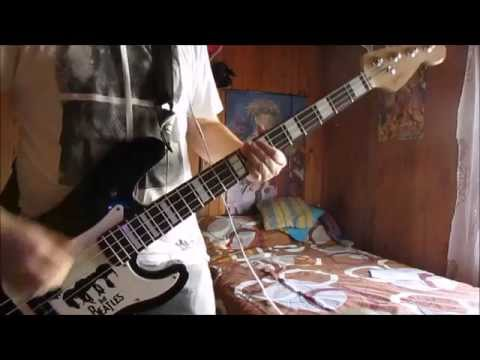 「BREAK OUT」- Cover bajo (bass cover)  V6 -Fairy Tail フェアリーテイル [OP. 18]