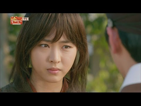 [Happy Time 해피타임] 'Hwajung' Lee Yeon-hee reunited with Seo Kang Joon 20150510