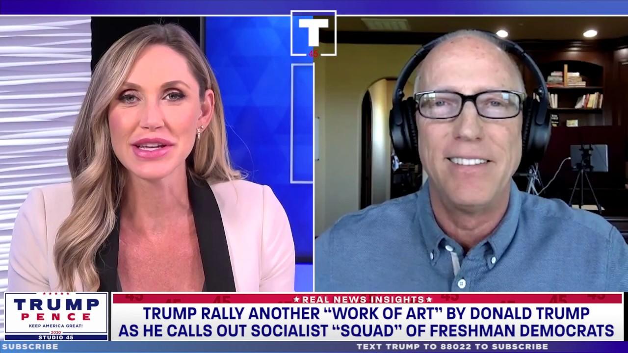 Donald J. Trump Real News Insights w/ Scott Adams
