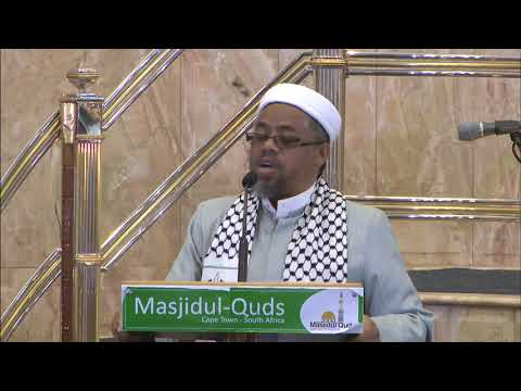 Shaykh Abduraghman Alexander - Post Hajj Reflections 2017