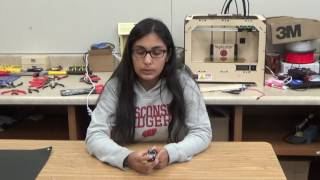 Krisha M - Starter Project: TV-B-Gone