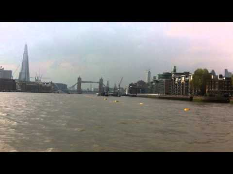 Tower bridge, LBPC boat trip 19 05 12