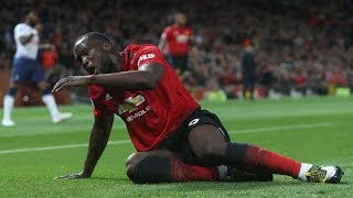 WATCH Romelu Lukaku misses open goal on a night to forget for Manchester United