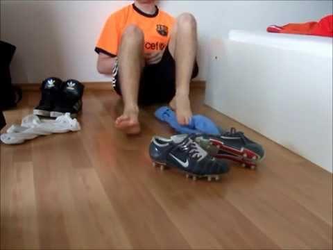 Footbal Socks Teen Dirty White 89
