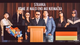 KOME JE MALO ENO MU NJEMAČKA *Balkanski izbori
