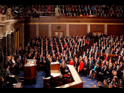 President Obama Delivers his Final State of the Union Address