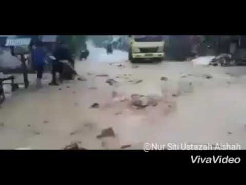 Flood In Indonesia,