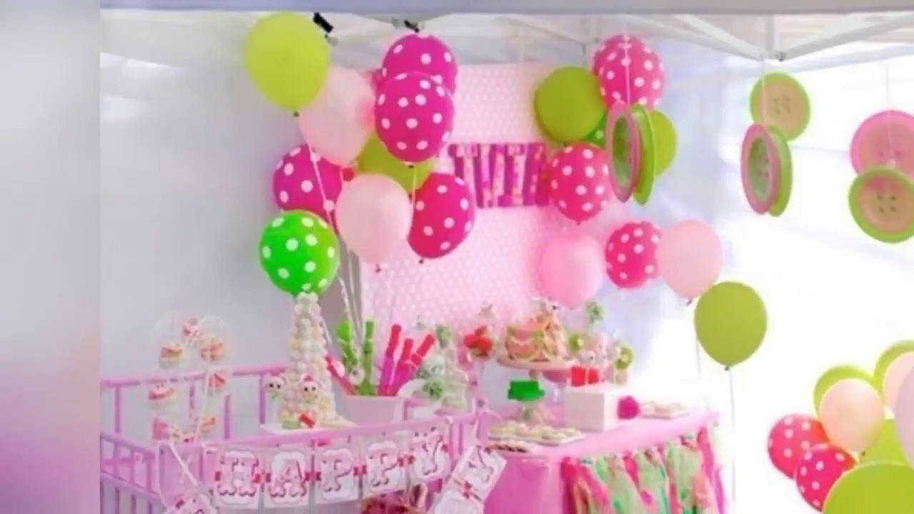 Homemade Birthday Decoration Ideas For Adults Party