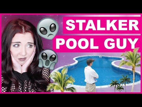 The Stalker Pool Guy In Cuba