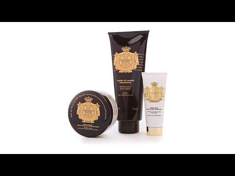 Perlier Imperial Honey 3piece Kit