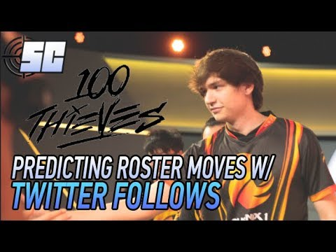 Download Youtube: Can You Figure Out Roster Moves By Monitoring Twitter Follows? | LoL esports