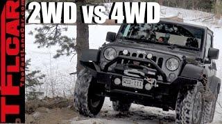 2WD vs 4WD vs Gold Mine Hill: When to Use 2 vs 4 Wheel Drive - DiffLock Ep.17