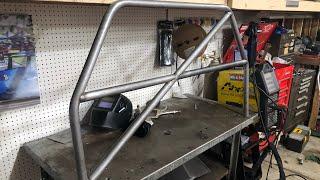 Roll Cage Main Hoop / LS S550 Mustang