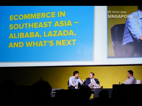 #TIASG2016: Ecommerce in SEA - Alibaba, Lazada & what's next?