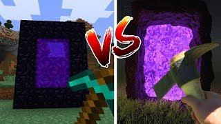 МАЙНКРАФТ против РЕАЛЬНОЙ ЖИЗНИ  Minecraft Vs Real Life