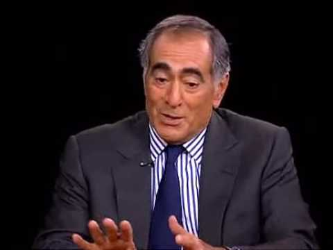 Charlie Rose Intimate interview with SOHO CEO 张欣 .f4v