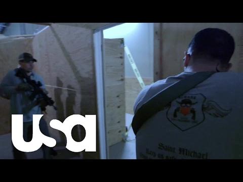 Inside the FBI: New York | Randy Derouin Leads SWAT Team Exercise | USA Network