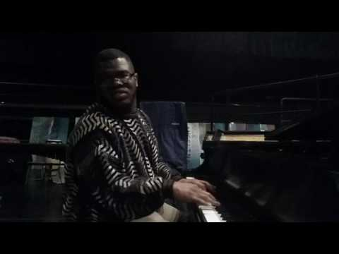 Terrance Shider Piano Improv In The Key Of B Flat