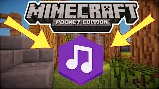 НОВЫЙ МУЗЫКАЛЬНЫЙ ПАК для Minecraft PE 1.2