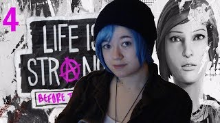 Manda Plays: Life is Strange: Before the Storm - End of Ep 1 #4