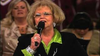 Repeat youtube video I've Come To Far Too Look Back - Nancy Harmon at Jimmy Swaggart Ministries