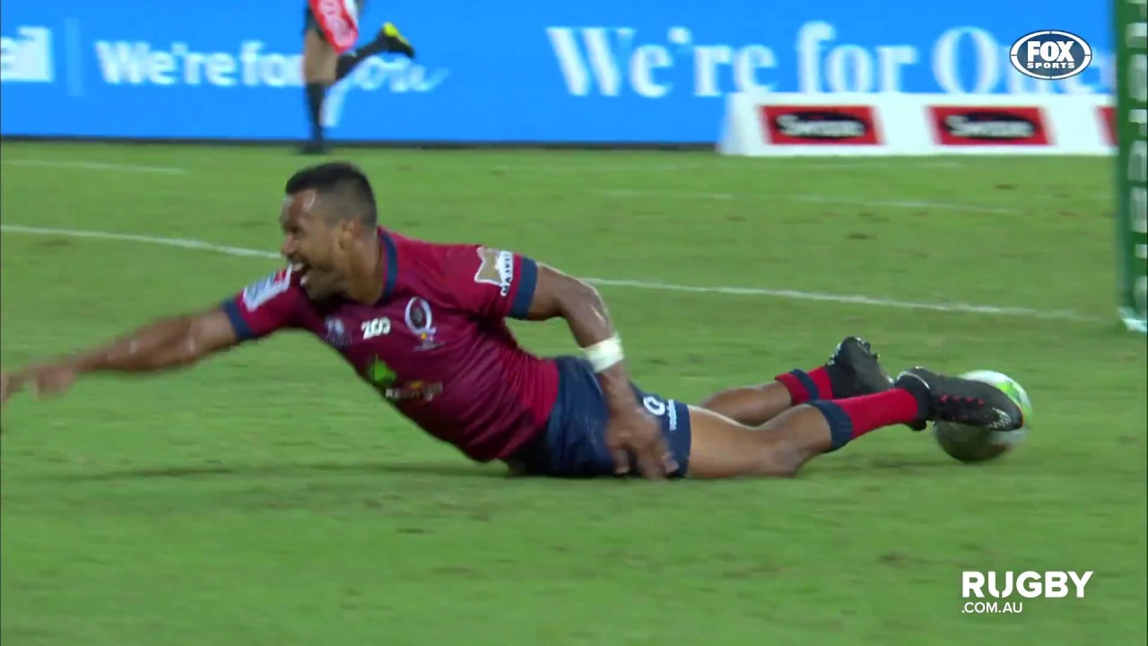 2018 Super Rugby Round Four: Top Tries