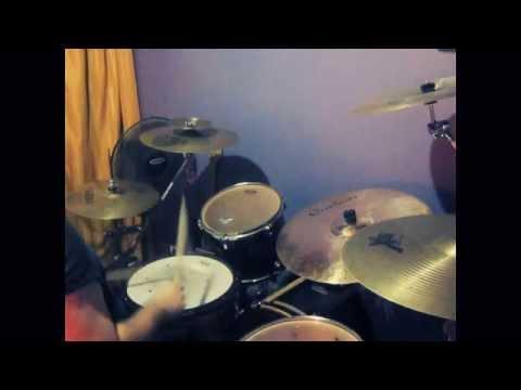 EGOIST - Ame, Kimi wo Tsurete (Drum cover)
