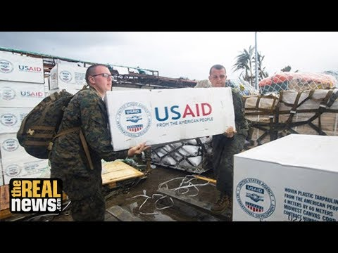 Cut Military Aid, Not Humanitarian Aid, to Reduce Refugee Numbers