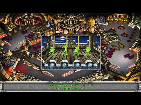 3D Ultra Pinball: Creep Night - 03 - Dungeon