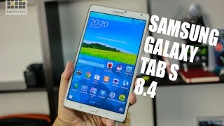 Samsung Galaxy Tab S 8.4 - обзор планшета(Полный обзор планшета тут - http://keddr.com/2014/07/obzor-plansheta-samsung-galaxy-tab-s-8-4/ Не знаю, как у вас, а у меня по отношению..., 2014-07-22T06:17:25.000Z)
