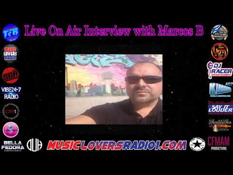 DJ RACER INTERVIEW WITH MARCOS B - 02/07/2020