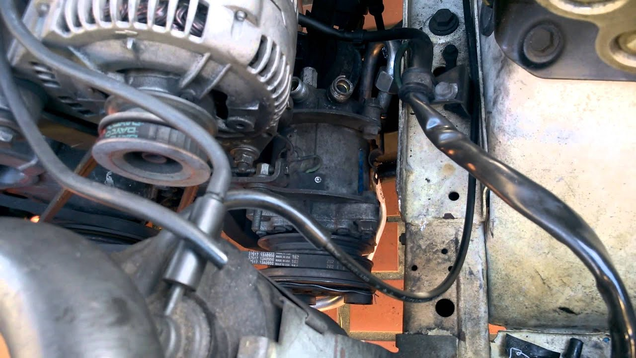 small resolution of 1993 volvo 940 a c frustrations compressor lines etc fml