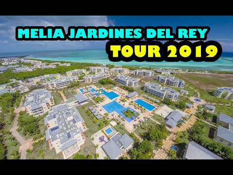 Melia Jardines Del Rey Cuba Tour And Review - Cayo Coco