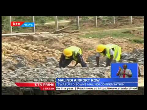 National Land Commission to start evaluation done by Kenya Ports Authority on Malindi Airport row