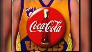 West Coast Eagles Coca Cola Advert - 1994 AFL Grand Final (screened once only)