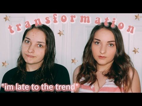 Glow Up With Me!! + Transformation