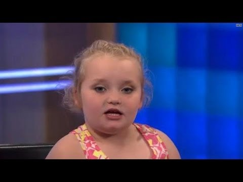 'Honey Boo Boo': Things are different at school now - YouTube