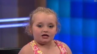 'Honey Boo Boo': Things are different at school now