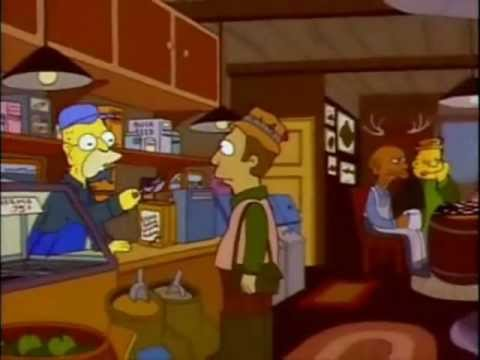 The Simpsons General Sherman