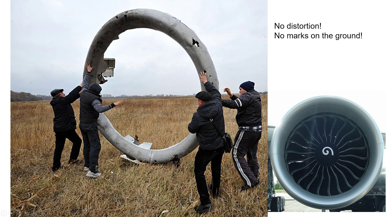 Malaysian Airlines Flight MH17 Hoax