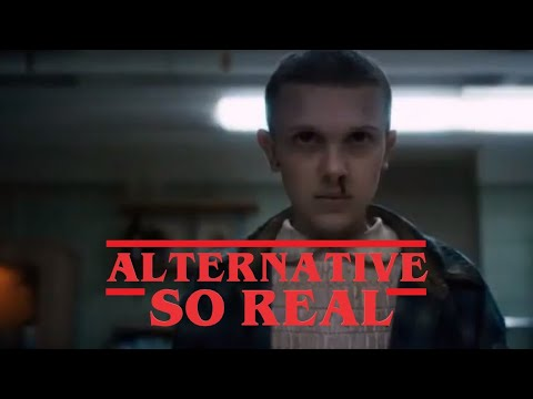 So Real - Jeff Buckley (Stranger Things) - Alternative