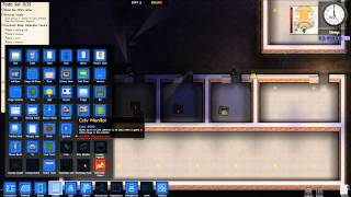 [ASRM] Prison Architect 01 - chewing gum - whispering